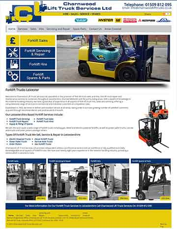 Charnwood Lift Truck Services