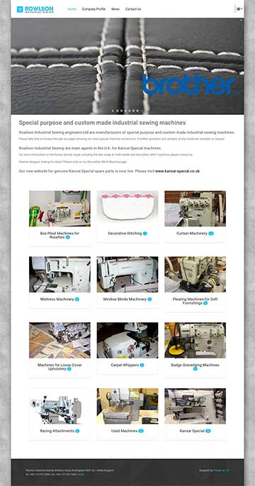 Rowlson Industrial Sewing